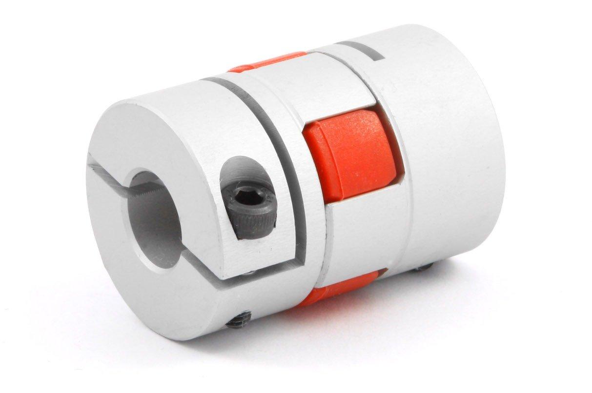 8 mm auf 10 mm Klauenkupplung BF Wellenkupplung CNC Schrittmotor 3D-Drucker